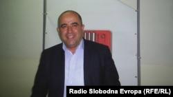 """Фадиљ Шабани, директор на ЈП """"Паркинг"""" - Куманово."""