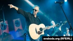 Канцэрт да 25-годзьдзя гурту «Крама». Ігар Варашкевіч