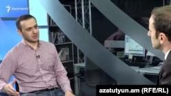 Политолог Армен Григорян