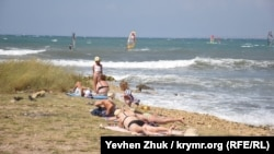 Пляж «Дикая Омега» – уголок живой природы в Гагаринском районе города