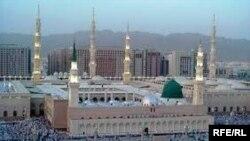 Медина, город в Саудовской Аравии.