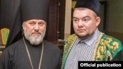 Алмаз Шарифуллин. Источник: Чистопольская Епархия РПЦ МП