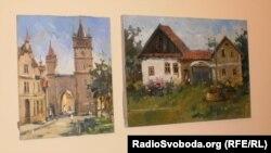 Виставка українського малярства. Кав'ярня «Kafíčko» у Празі, 10 вересня 2012 року