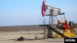 Нефтяная скважина. Атырауская область. Иллюстративное фото.