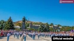 Празднование Дня города Керчи