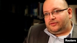 The Washington Post's Jason Rezaian, jailed in Iran for nearly two years, was allowed to have Christmas dinner with his family.