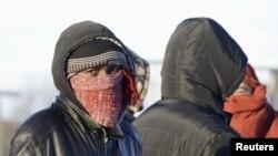 Мигранты в Мурманской области России. Иллюстративное фото.