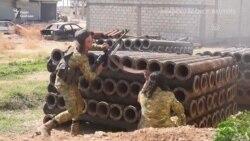 Тривають бої в зоні конфлікту на півночі Сирії – відео