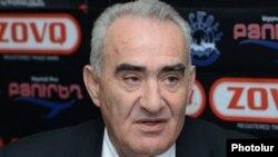 Зампред РПА, глава фракции РПА Галуст Саакян.