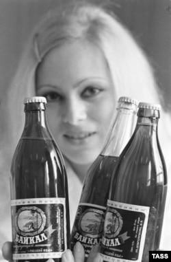 Радянська «Кока-кола» - напій «Байкал»