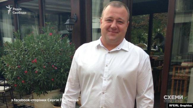 Сергій Протченко був помічником Шемчука на громадських засадах, коли той був депутатом Верховної Ради України