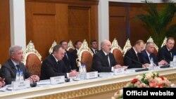 Визит президента Беларуси Александра Лукашенко в Таджикистан