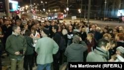 Protest novinara nakon uvrede tadašnjeg ministra odbrane