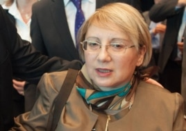 Leyla Yunus (file photo)