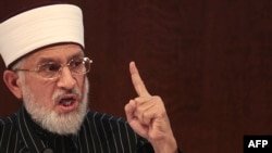 Muhammad Tahir-ul-Qadri is a leading Islamic scholar and educator.