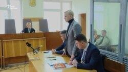 Під судом у справі Шабуніна пройшло два пікети (відео)