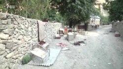 Кӯчаҳои беодам, гаҳвораҳои шикаста – Ширговаду Хостав баъди сел