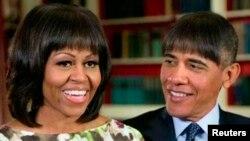 Барак Обама, несмотря на высокий пост, не боится шутить над самим собой
