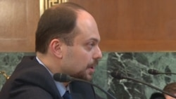 Кара-Мурза-младший в Сенате США