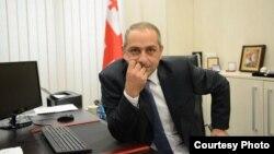 Председатель комитета по обороне и безопасности грузинского парламента Ираклий Сесиашвили