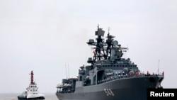 Çin və Rusiya ötən il Sakit okeanda birgə təlim məşqləri keçirmişdilər.