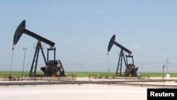 Suriyada neft buruqları