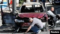 خودرویی که او سوارش بود هم به دوست دخترش اولنا پریتولا که مالک این سایت خبری است، تعلق داشت.