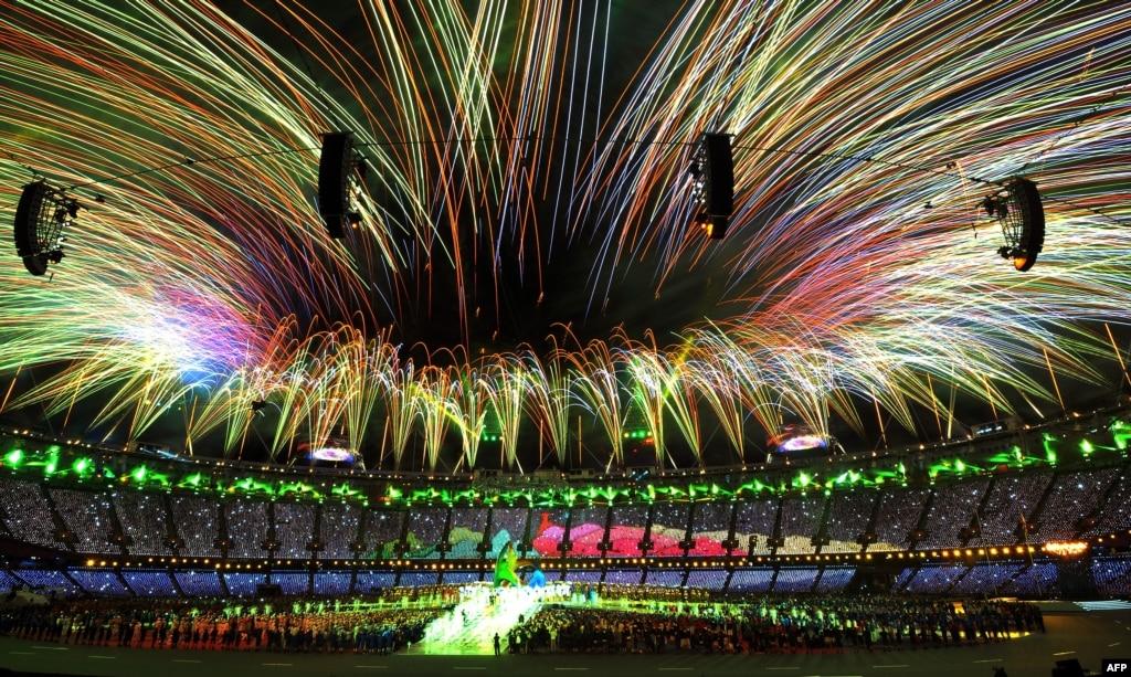 столицы летних олимпиад