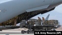 تجهیزات امریکایی که وارد سوریه شده است