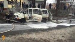 У Харкові підірвали машину комбата «Слобожанщини»