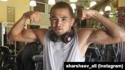 Дастан Шаршеев.