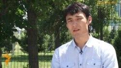 Видеопортрет молодежи: Данияр Курманходжаев