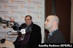 Cəmil Quliyev və Vahid Mustafayev