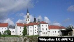 Вишебродський цистерціанський монастир, Південна Чехія