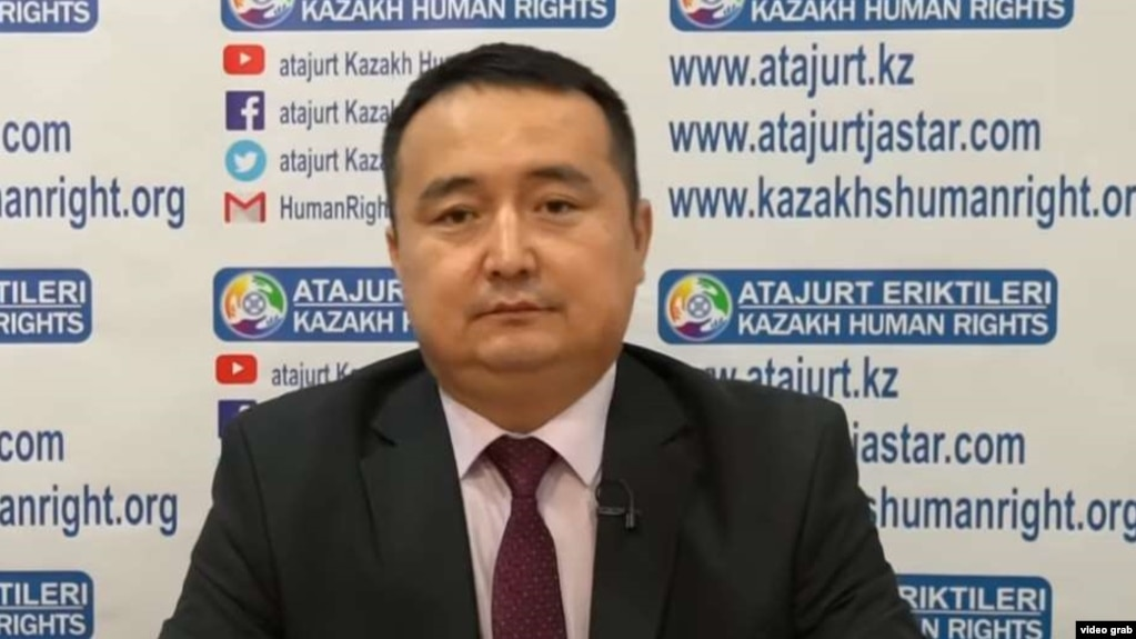 Xinjiang Activist Detained In Kazakhstan, Accused Of Sowing Discord