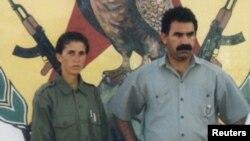 Քրդական աշխատավորական կուսակցության հիմնադիր Աբդուլա Օջալան, 1995 թվական