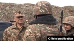 Фотография - пресс-служба Минобороны Нагорного Карабаха