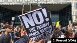 Марш в Бостоне, 19 августа 2017