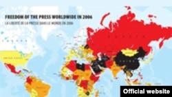 در ماه نوامبر سال گذشته ميلادی، گزارشگران بدون مرز، در گزارشی در باره وضعيت اينترنت در جهان، از ايران به عنوان «دشمن اينترنت» ياد کرد.