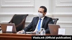Благој Бочварски, министер за транспорт и врски во Владата на Северна Македонија