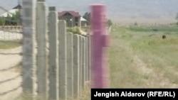 На кыргызско-узбекской границе. Иллюстративное фото.