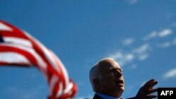 John McCain was a strong ally of Georgia during its August war with Russia