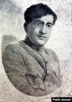 Iзі Харык. 1920 год