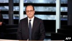 Франция президенті Франсуа Олланд. (Көрнекі сурет).
