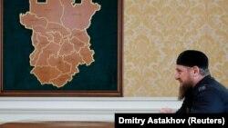 Кадыров Рамзан а, Нохчийчоьнан карта а, архивера сурт