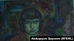Uzbek artist Shukhrat Abdurashidov
