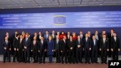 Учасники саміту ЄС у Брюсселі