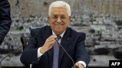 Палестин лидери Махмуд Аббас Швециянын чечимин кубаттады.