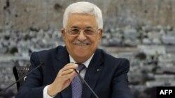 Palestina döwletiniň prezidenti Mahmud Abbas