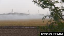 Оросительная система в Херсонской области